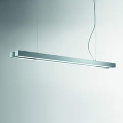 Stick Suspended lamp 120 | General lighting | Quadrifoglio Office Furniture