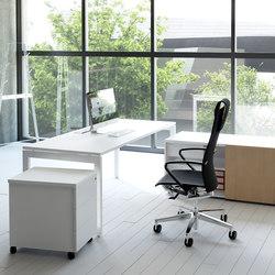 Ogi U | Individual desks | MDD