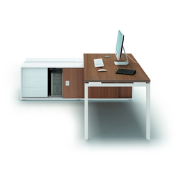 Idea+ 01 | Bureaux de direction | Quadrifoglio Office Furniture