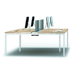 Idea+ 01 | Tischsysteme | Quadrifoglio Office Furniture