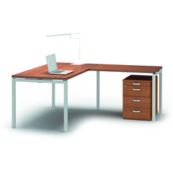 Idea+ 01 | Executive desks | Quadrifoglio Office Furniture