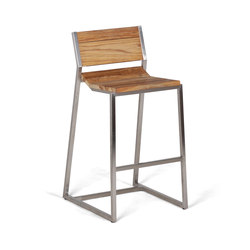 Salma Lumiere Bar Chair | Taburetes de bar de jardín | Wintons Teak