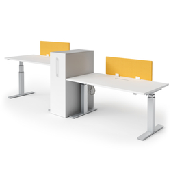 Sit & Stand | Bureaux individuels | The Quadrifoglio Group