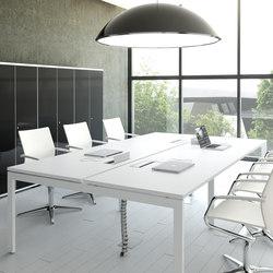 Ogi U | Systèmes de tables de bureau | MDD