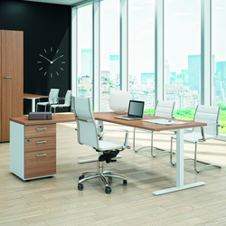 Idea+ Tube | Executive desks | Quadrifoglio Office Furniture
