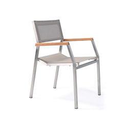 Salma Sail Armchair | Garden chairs | Wintons Teak