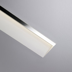 Chrome Soft recessed system | General lighting | Aqlus