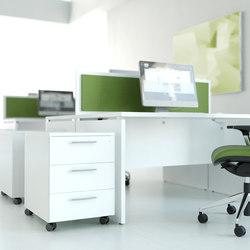 Ogi V | Individual desks | MDD