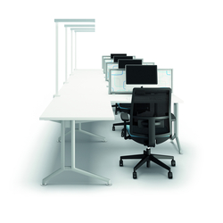 X2 | Desking systems | Quadrifoglio Office Furniture