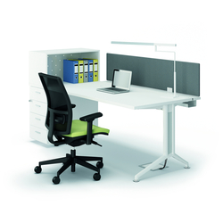 X2 | Individual desks | Quadrifoglio Office Furniture