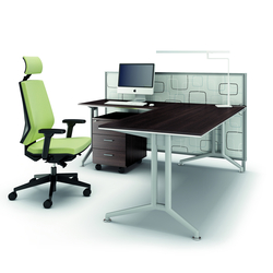 X2 | Direktionstische | Quadrifoglio Office Furniture