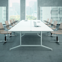 X2 | Konferenztische | Quadrifoglio Office Furniture