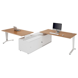 Idea+ Ypsilon | Desking systems | Quadrifoglio Office Furniture