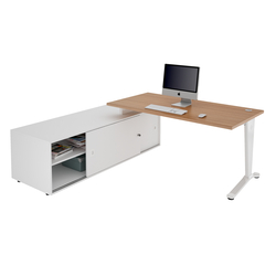 Idea+ Ypsilon | Individual desks | Quadrifoglio Office Furniture