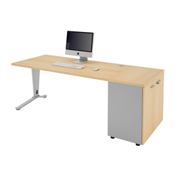 Idea+ Ypsilon | Scrivanie individuali | Quadrifoglio Office Furniture