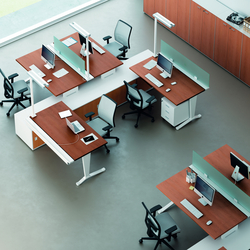 Idea+ Ypsilon | Sistemas de mesas | Quadrifoglio Office Furniture