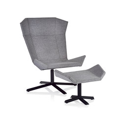 Stealth | Lounge chairs | Johanson