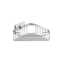 Lea Porte-objets d'angle | Porte-savons | Inda