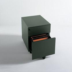 Bucs | Carritos auxiliares | Quadrifoglio Office Furniture