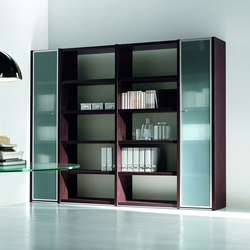 Libreria | Büroregalsysteme | Quadrifoglio Office Furniture