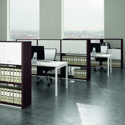 Libreria | Regalsysteme | Quadrifoglio Office Furniture