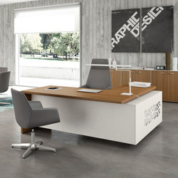 T45 | Escritorios ejecutivos | Quadrifoglio Office Furniture