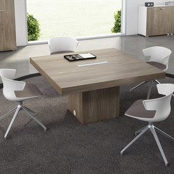 T45   Meeting room tables   Quadrifoglio Office Furniture