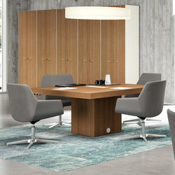 T45 | Meeting room tables | Quadrifoglio Office Furniture