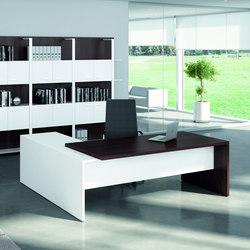 T45 | Executive desks | Quadrifoglio Office Furniture