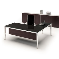 X4 | Executive desks | The Quadrifoglio Group