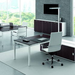 X4 | Executive desks | Quadrifoglio Office Furniture