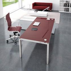 X4 | Escritorios ejecutivos | Quadrifoglio Office Furniture