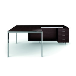X7 | Executive desks | The Quadrifoglio Group