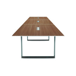 X7 | Multimedia conference tables | Quadrifoglio Office Furniture