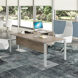 X7 | Executive desks | Quadrifoglio Office Furniture