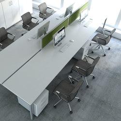 Ogi Y | Desking systems | MDD