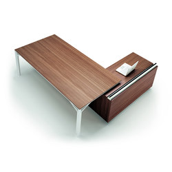 X8 | Direktionstische | Quadrifoglio Office Furniture