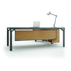 X8 | Executive desks | Quadrifoglio Office Furniture