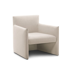 DOUBLE 021 lounge chair | Garden armchairs | Roda
