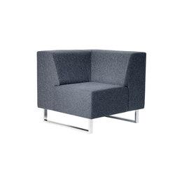 U-sit 84 | Éléments de sièges modulables | Johanson