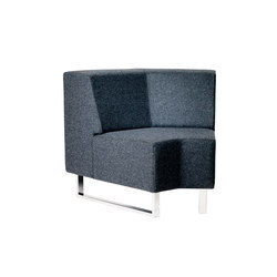 U-sit 86 | Modular seating elements | Johanson