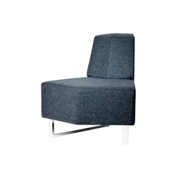 U-sit 85 | Modular seating elements | Johanson Design
