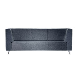 U-sit 73 with double corner back | Modular seating elements | Johanson