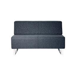 U-sit 82 | Éléments de sièges modulables | Johanson