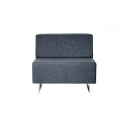 U-sit 81 | Modular seating elements | Johanson