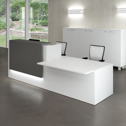 Z2 | Empfangstische | Quadrifoglio Office Furniture
