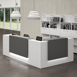 Z2 | Reception desks | Quadrifoglio Office Furniture