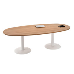 Meeting Table | Conference tables | Quadrifoglio Office Furniture