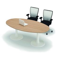 Meeting Table | Meeting room tables | Quadrifoglio Office Furniture