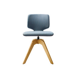 aye swivel chair | Sillas de visita | TEAM 7